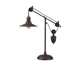 METAL DESK LAMP (1/CN) KYLEN SIGNATURE