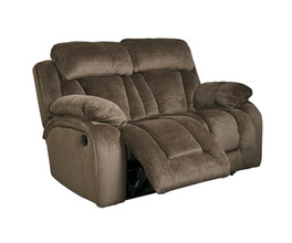 RECLINING POWER LOVESEAT STRICKLIN SIGNATURE