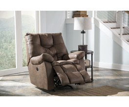 POWER ROCKER RECLINER BURGETT SIGNATURE