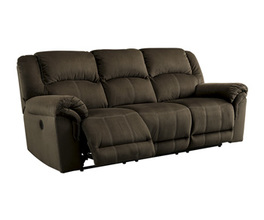 RECLINING POWER SOFA QUINNLYN SIGNATURE