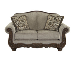 LOVESEAT CECILYN SIGNATURE