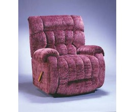 BIG MANS WALLHUGGER RECLINER - RAKE