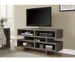 TV STAND - 48L / DARK TAUPE