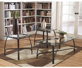 OCCASIONAL TABLE SET (3/CN) LIDDY SIGNATURE
