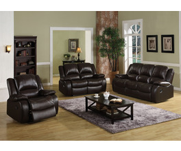RECLINER LOVESEAT