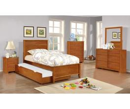 TRUNDLE (HONEY OAK)