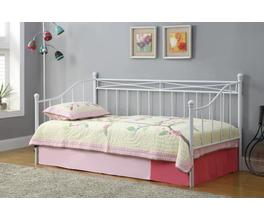 TWIN META DAYBED (WHITE)