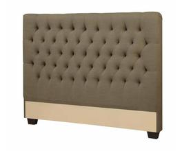 TWIN HEADBOARD (BURLAP)