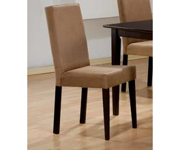 SIDE CHAIR (TAN/CAPPUCCINO)