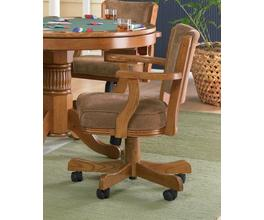 OFFICE CHAIR (AMBER)