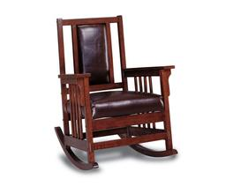 ROCKING CHAIR (TOBACCO)