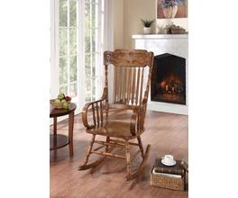 ROCKING CHAIR (WARM BROWN)