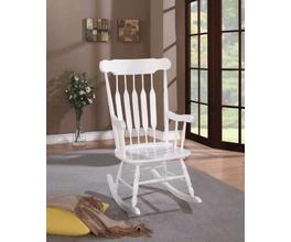 ROCKING CHAIR (WHITE)
