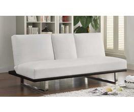 SOFA BED (WHITE)