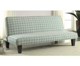 SOFA BED (TEAL)