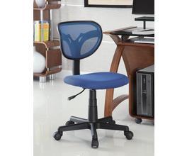 OFFICE CHAIR (BLUE)