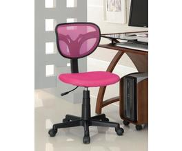 OFFICE CHAIR (PINK)