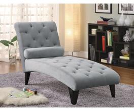 CHAISE (GREY)