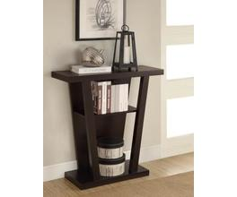 CONSOLE TABLE (CAPPUCCINO)