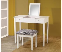 2PC VANITY SET (WHITE)