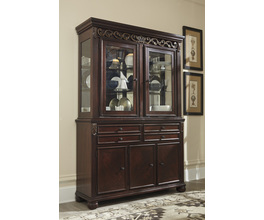 DINING ROOM HUTCH LEAHLYN SIGNATURE