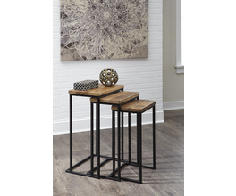 NESTING END TABLES (3/CN) MARXIM SIGNATURE